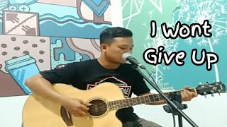 I wont give up_Jason Mraz