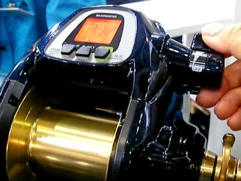 Shimano New BeastMaster 9000 Fishing show Osaka 2014