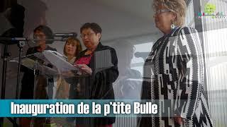CSC Arbrisseau -  Inauguration de la p'tite Bulle