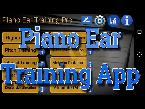 Piano Ear Training App