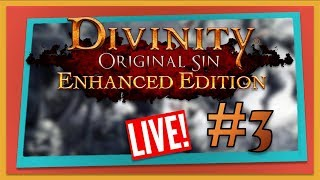 Divinity: Original Sin - Part 3 - Pickpocketing Mummies (Xbox One)
