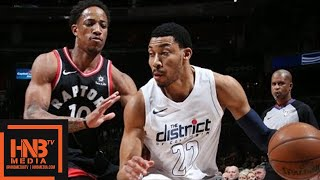 Toronto Raptors vs Washington Wizards Full Game Highlights / March 2 / 2017-18 NBA Season