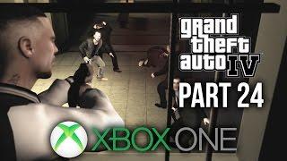 GTA 4 Xbox One Gameplay Walkthrough Part 24 - MUSEUM
