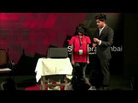 A Magical Performance | Neel Madhav | TEDxStXaviersMumbai