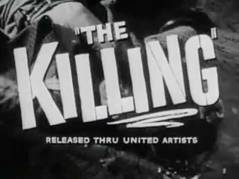 The Killing - (1956) HD trailer