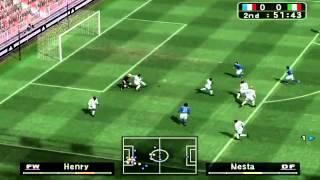 Pro Evolution Soccer 3 - ITALY vs FRANCE (PC)
