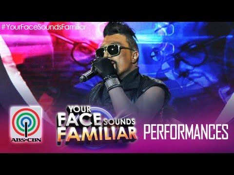 Your Face Sounds Familiar: Nyoy Volante as Apl de Ap  Bebot