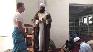 INCROYABLE !!! Converti à l'islam après attentat en nouvelle Zélande 2019 !!