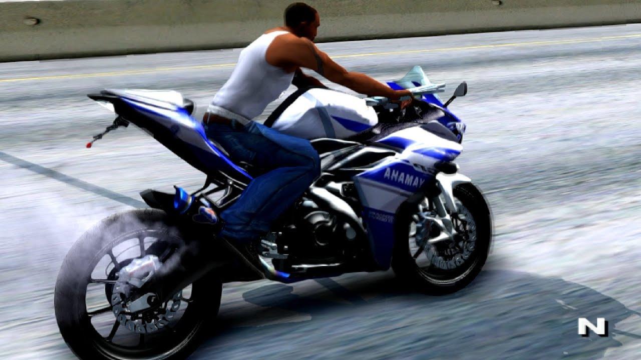 Yamaha R Best Mods