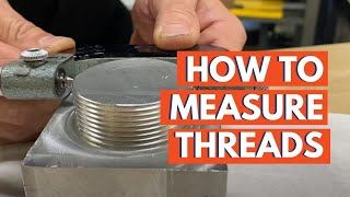 How to Measure Threads