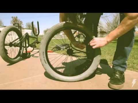 Dan's Comp BMX How-To Series: Flat Tire Repair