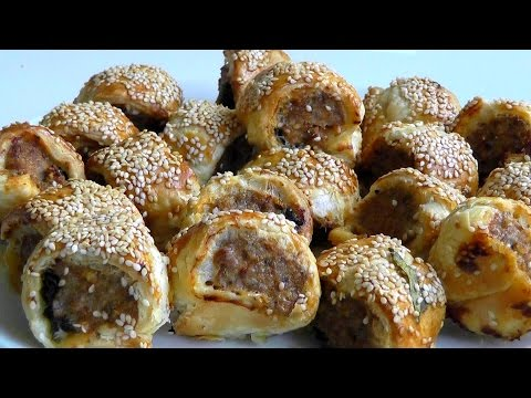 Sausage Rolls With Turkey Or Chicken Simple & Delicious How To Recipe