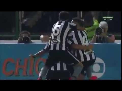 Botafogo 3 x 3 Flamengo  gols e melhores momentos brasileirão 2016