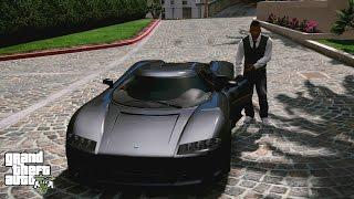 GTA 5 REAL LIFE MOD#73-VALET DRIVER JOB