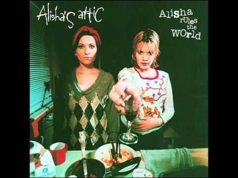alisha's attic-alisha rules the world