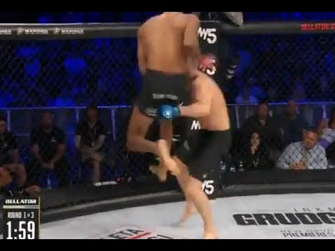 Bellator Dublin: Michael Page Takes Flight for Knockout - MMA Fighting