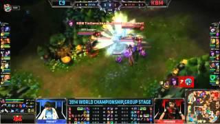 campeonato mundial lol kabum vs c9 world 2015 jogo 1