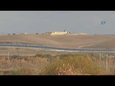 TSK Teyakkuzda: YPG,  Fırat Kıyısında Karakol Kurdu