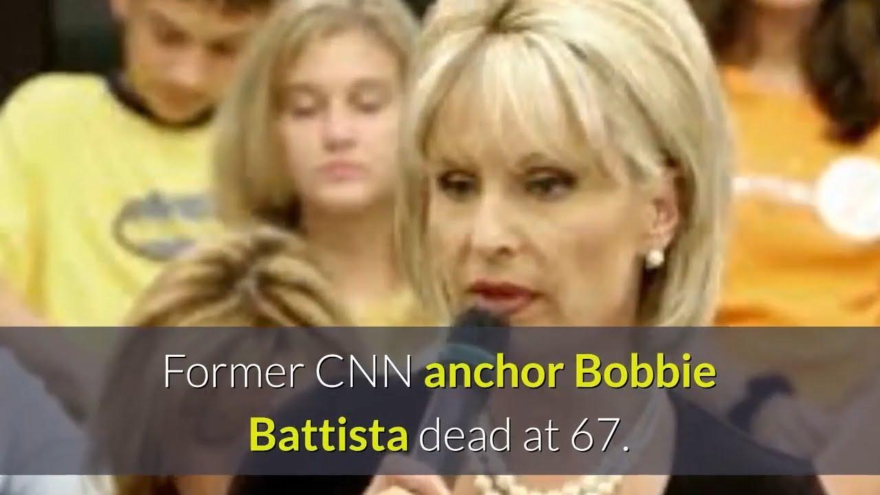 Bobbie Battista, Early CNN Anchor, Dies at 67
