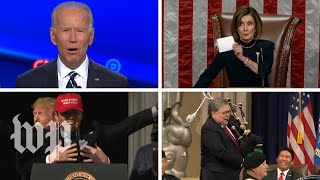 The wildest political moments of 2019