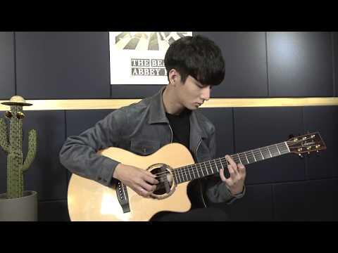 (AKMU) How Can I Love The Heartbreak, You're The One I Love -  Sungha Jung