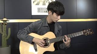 (AKMU) How Can I Love the Heartbreak, You're the One I Love -  Sungha Jung