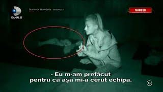 Survivor România 2021. Atingeri suspecte între 2 Faimoși! Fanii au crezut că nu văd bine!!!!