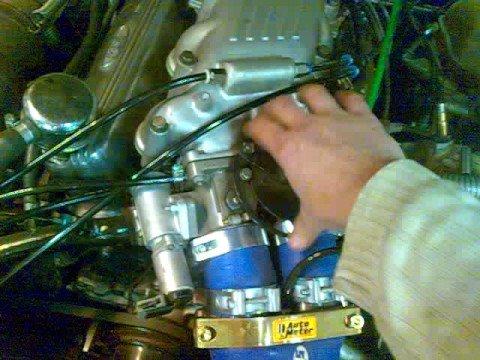 Ford Scorpio 2.8 TwinTurbo
