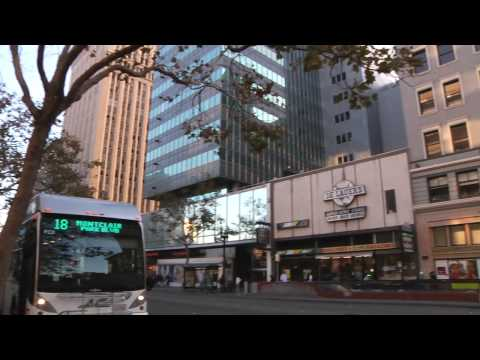 Downtown Oakland Video 1