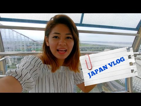 JAPAN VLOG | NAGASHIMA SPA LAND