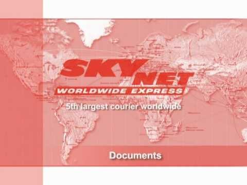 SKYNET WORLDWIDE EXPRESS  COURIER SERVICE