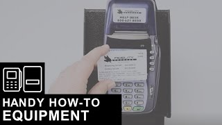 Programming Money Orders into Verifone Terminal