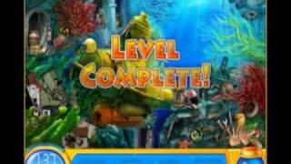 New Hidden Object Game: Fishdom H2O: Hidden Odyssey - Watch Me Play!