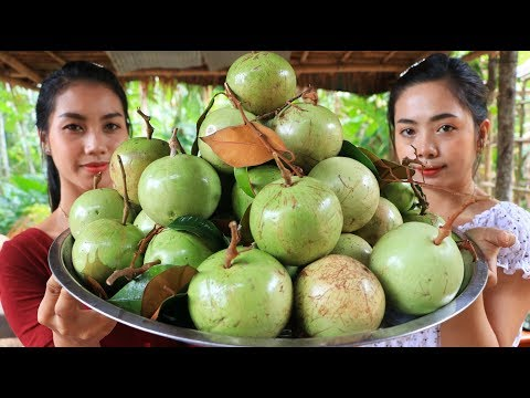 Yummy Dessert Star Apple Sweet Recipe - Natural Life TV