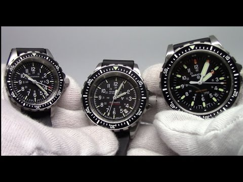 Marathon Dive Search And Rescue Watch Sizes
