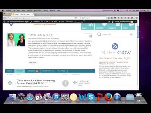 Office Hours Jen & Julie Chat Demo