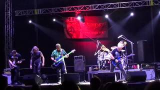 "Wolf Spider - Śliwka Fest 2015 - cover by Metallica ""Ride The Lightning"""