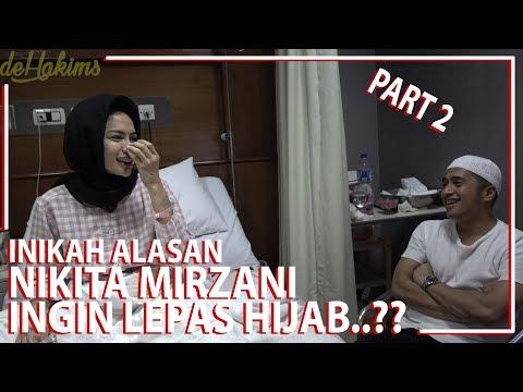 Inikah Alasan Nikita Mirzani Ingin Lepas Hijab..??  Part 2 | Nyawa Islam