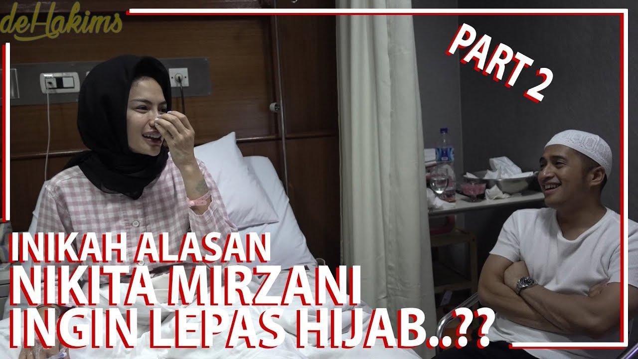 Alasan Nikita Mirzani Hijab