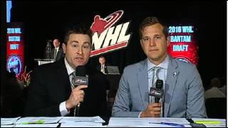 2016 WHL Bantam Draft Round 1