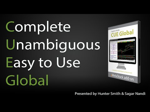 CUE Global - Complete, Unambiguous, Easy to Use Trading System