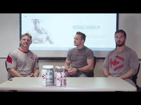 Dr. Rob Interviews Lightweight Champion Michael Chandler before his June 24th fight