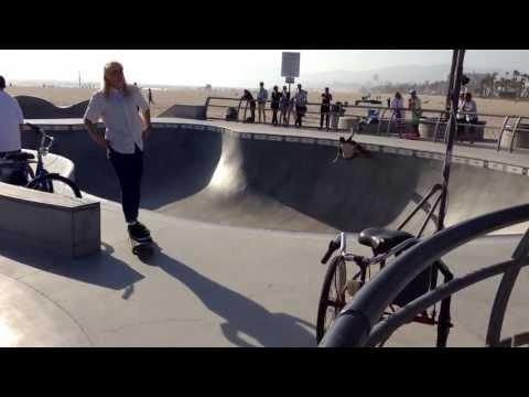 Venice Beach - California - Skating