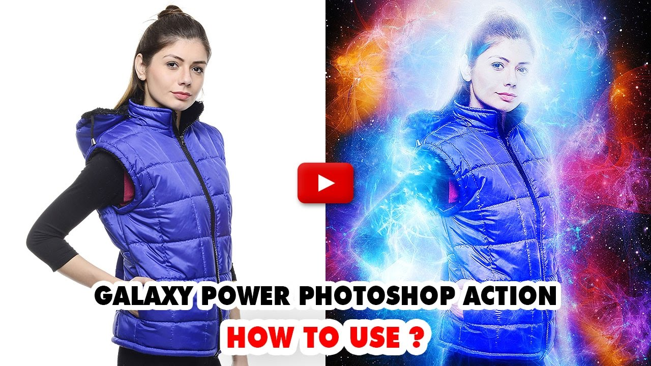 Galaxy Power Photoshop Action - Video Tutorial | Mesothelioma Attorney Directory Of Photoshop