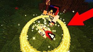 КАК ВОСКРЕСИТЬ ДЕВУШКУ ЭЛИЗАБЕТ? ВАМПИР ЕВГЕНБРО Майнкрафт Выживание Мультик для детей Minecraft
