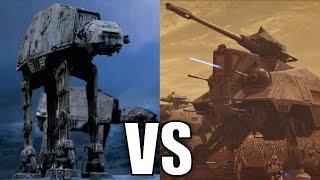 AT-AT vs AT-TE