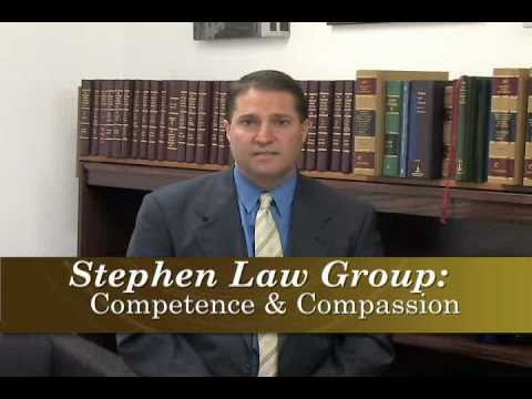 Attorney Rob Stephen, medical malpractice expert, fights for the compensation his clients deserve.