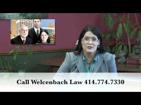 http://www.welcenbachlaw.com/ Please Call: (414) 774-7330. Free Initial Consultation. Se Habla Espanol. Welcenbach Law Offices is a family based law firm servicing SE Wisconsin specializing in Workers Compensation, Personal Injury, Social Security Disability, Estate Planning and Business law. Welcenbach Law Offices, combines extensive trial experience with a strong philosophy of providing our clients with superior service.   For more than 35 years, the Welcenbach name has delivered premium legal services for people in Milwaukee and surrounding areas. Please Call: (414) 774-7330