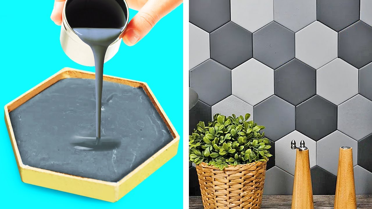 Download 24 COOL DECORATIVE IDEAS YOU CAN DIY