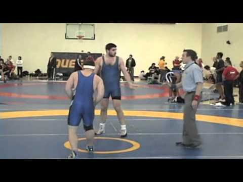 2010 Queens Open: 82 kg ? vs. Ben Roberts